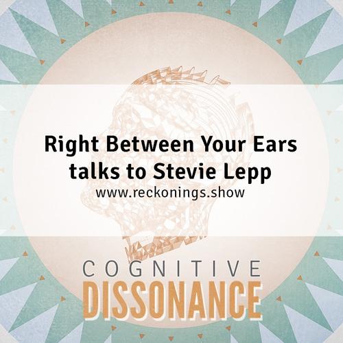 Right Between talks to Reckonings creator Stevie Lepp