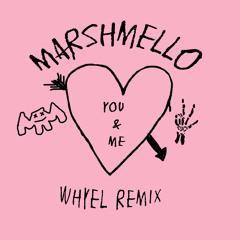 Marshmello - You & Me (Whyel Remix)
