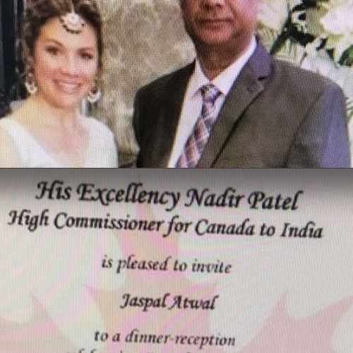 Le Pied A Papineau CKVL FM: Trudeau en Inde et la plaie ouverte d'Air India: Jooneed Khan