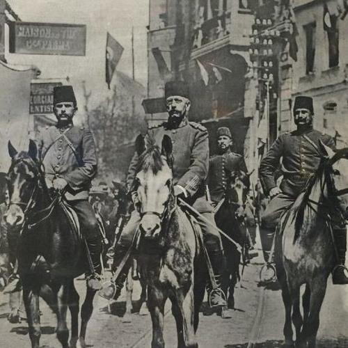 States of Emergency in the Late Ottoman Empire | Noémi Lévy-Aksu