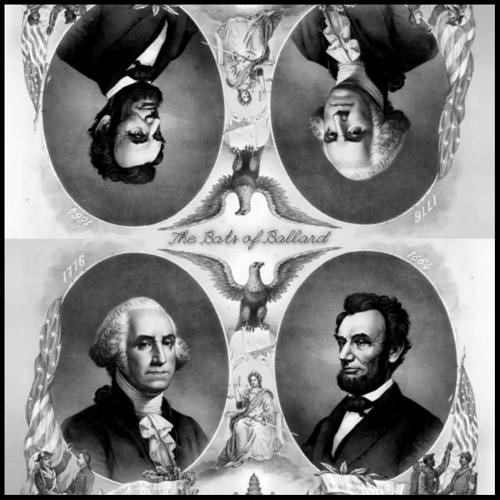 The Bats of Ballard  (Not my)President's Day  19FEB18