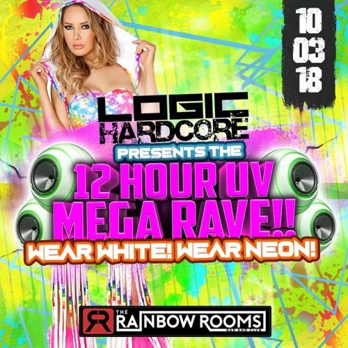 FALLON - Exclusive Promo Mix for Logic Hardcore presents the 12 Hour UV Mega Rave!!