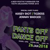PANTS OFF DANCE OFF 01-26-18 #CopperOwl