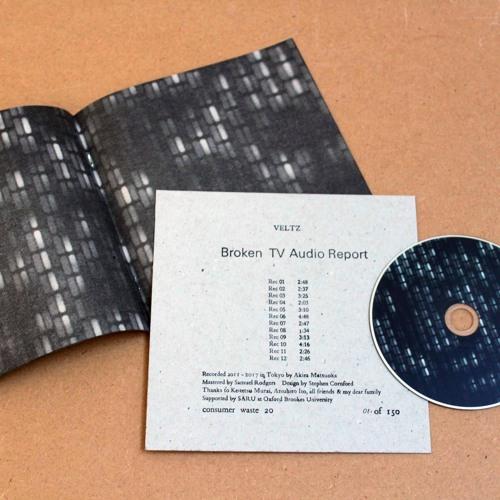 Veltz - Broken TV Audio Report [excerpt]