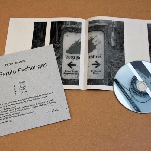 Peter Blamey - Five Fertile Exchanges [excerpt]