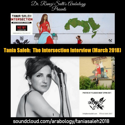 Tania Saleh: The Intersection Interview (March 2018)