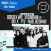 Derrick May @ Boiler Room & Ballantine's True Music 2018-02-15 Artwork