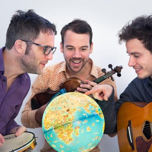 """album """"Tour du monde"""" par Le Ba Ya trio"""