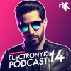 DJ NYK Pres. Electronyk Podcast 14 | 3 Hours Non Stop Bollywood & Electronic Dance Music