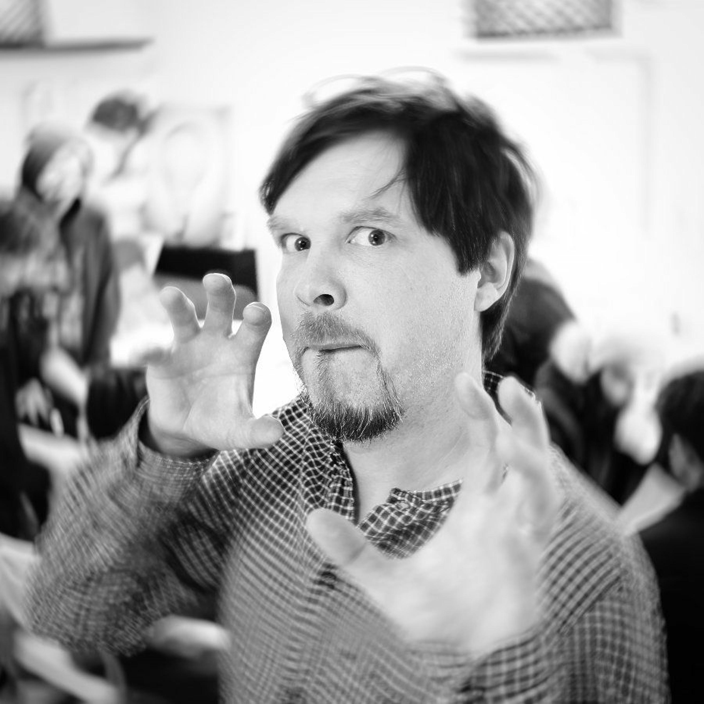 #22 Att så frön. Om unga, konst och Mattias Olsson
