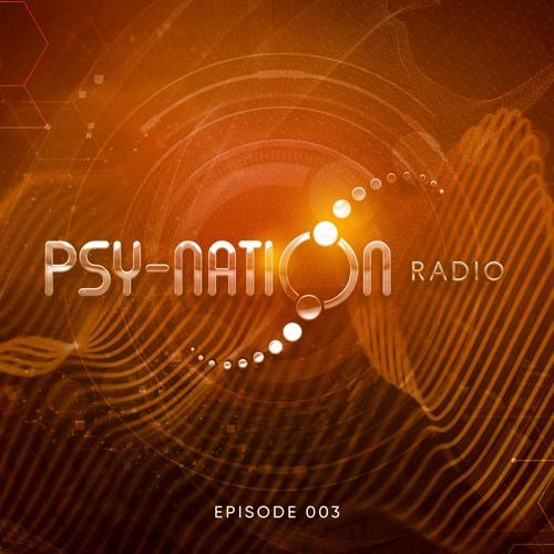 Psy-Nation Radio #003 - Liquid Soul & Ace Ventura + Tristan Mix