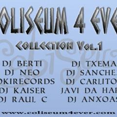 Dj Berti Coliseum4ever Collection Vol.1