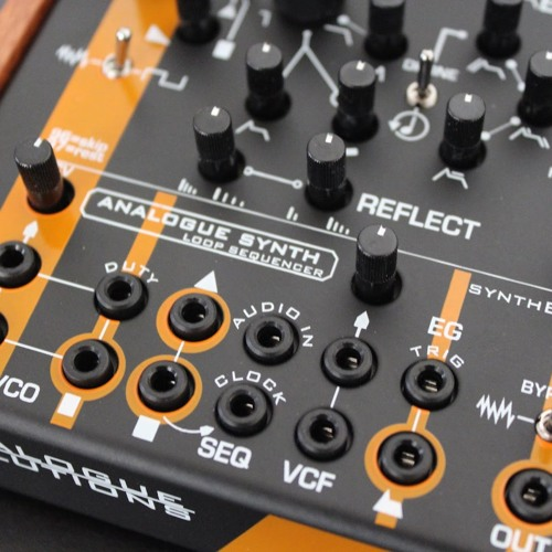 Airwolf _ Analogue Solutions Treadstone Cover