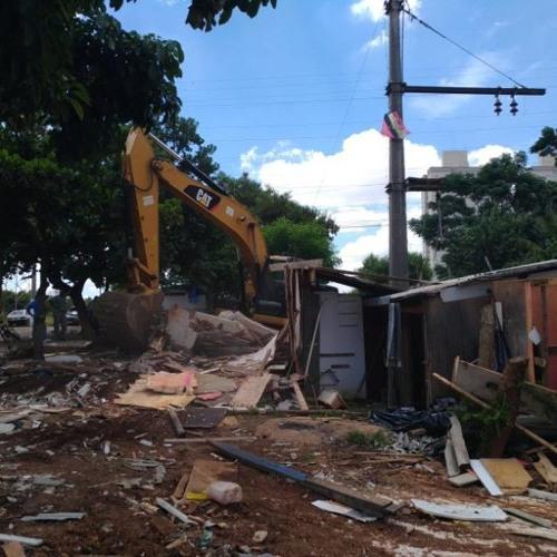Interesses empresariais põem fim à ocupação de seis anos em Campinas