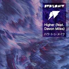 BVBILONIV - Higher (Feat. Devon Miles)