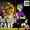No More Cake Cover