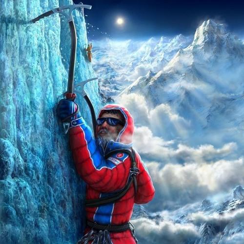 Alpinist - Mirosław Ćwirkowicz , CosmoSky