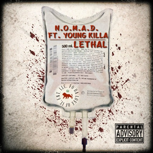 NOMAD - Lethal Feat Young Killa