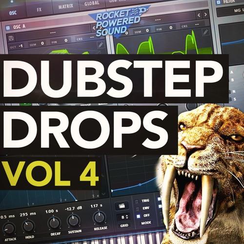 DUBSTEP BASS DROPS (Free Serum Preset Pack) Vol 4