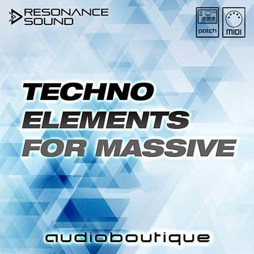 Audio Boutique - Techno Elements for Massive