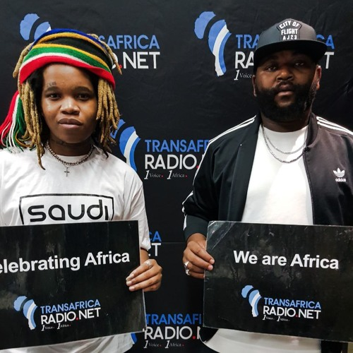 South African Artist Sjava & Saudi On The Re Up With Ntokozo Botjie & Sheila Ndikumana 01:03:2018