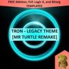 Daft Punk - Tron's Legacy Theme [FREE REMAKE - Ableton / FL Studio / Bitwig /  Logic Pro X]