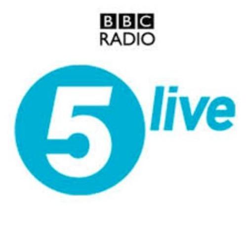 Chantal On BBC 5 Live Talking U.S. Current Affairs