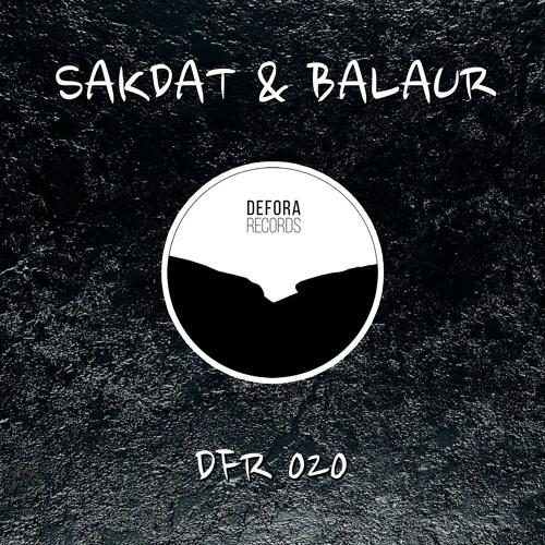 SAKDAT & BALAUR - WEEKEND VERDE (DFR020)