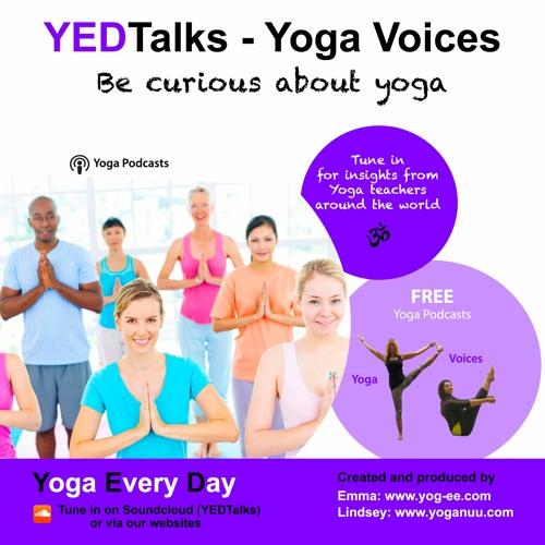Michelle Nicklin on YEDTalks Yoga Voices - International Women's Day Special 2018
