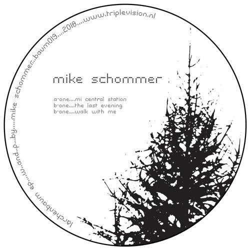 MIKE SCHOMMER - LÄRCHENBAUM EP - BAUM019
