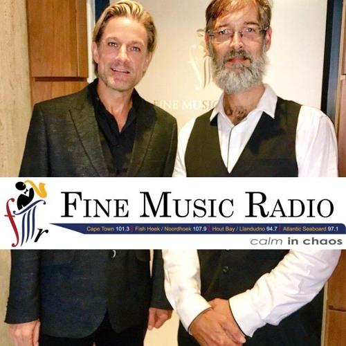 FMR 101.3FM radio interview with Ike Moriz (Waldo Buckle)02.03.18