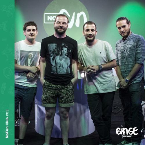 NoFun Club #03 - Retour de SCH, un hors-série NoFun, Hamza, les youtubeurs qui parlent de rap…