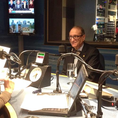 Dr David Rosenblatt on CBC Radio Homerun