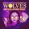 Marshmello x Selena Gomez - Wolves (Lennon Lenses Remix)