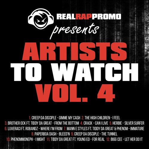 Artists To Watch Volume 4