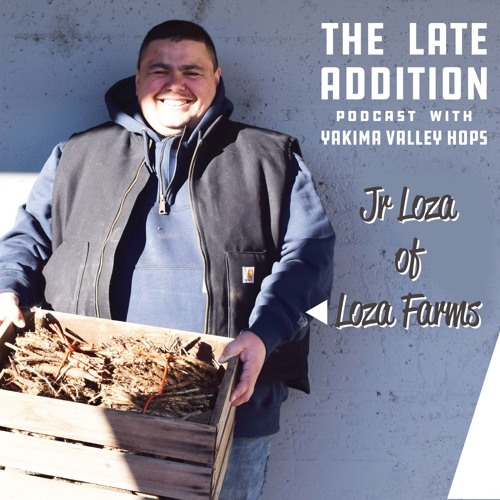 Episode 3: Learn to grow your own hops with Jr. Loza