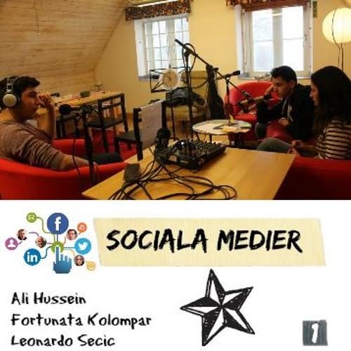 Pod1: Sociala medier