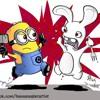 Thème lvl 1 - Lapins crétins vs Minions - Jeu vidéo E-art Sup