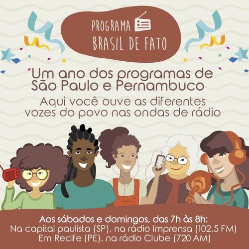 Ouça o Programa Brasil de Fato - Edição Pernambuco - 03/03/18