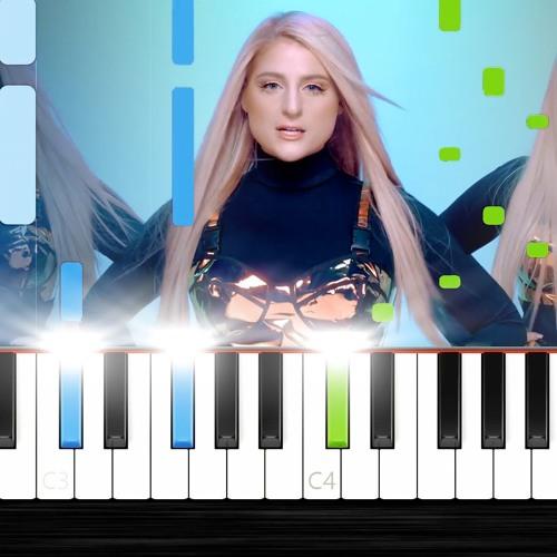 Download Meghan Trainor - No Excuses - Piano Version