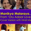 Oru Adaar Love | Manikya Malaraya Poovi Song | Cover Hindi Mix
