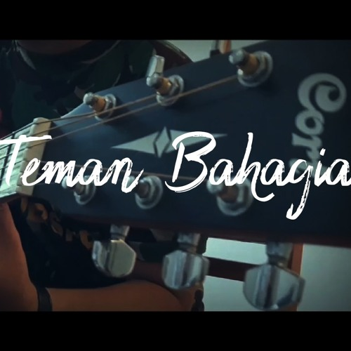 Jaz - Teman Bahagia (Fingerstyle Guitar Cover By Peter de Vries)