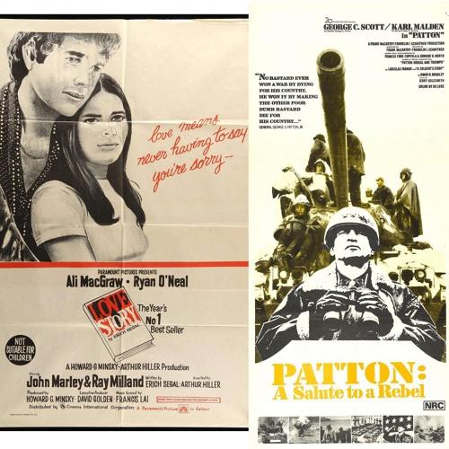 Episode 54 - Battle of 1970: Love Story v. Patton