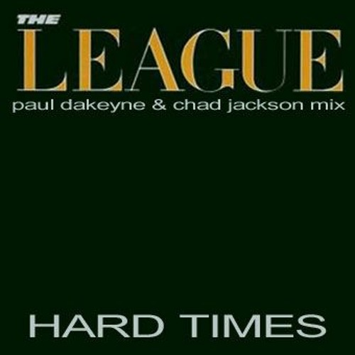 Human League - Hard Times (Dakeyne  Chad Jackson Remix)