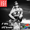 ISF Radio Podcast #016 w/ DJ Snake (South Africa Special)
