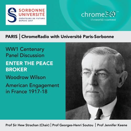 Chrome360   ENTER THE PEACE BROKER   PANEL DISCUSSION   Universite Paris-Sorbonne, Paris