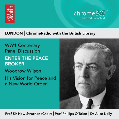 Chrome360 | ENTER THE PEACE BROKER | PANEL DISCUSSION | British Library, London