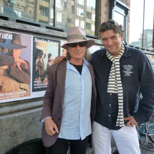 CoLive! Gary Lucas Special on NPO Radio 2 part two