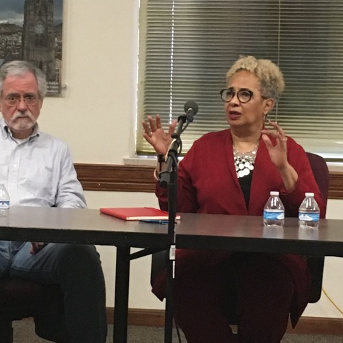 Community Voices Roundtable: Keryl McCord 2018-02-15