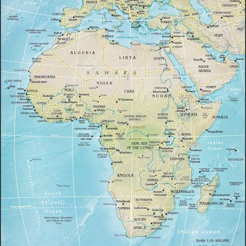 The securitization of Africa via AFRICOM
